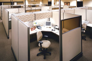 For an easy office relocation, assign new offices before you get there.