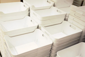Plastic containers are sturdier during a move, Is Plastic or Cardboard Better for Your Move?
