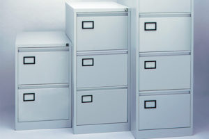 During a corporate move clean out your file cabinets