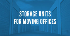 Storage Units, storage units for commercial moving