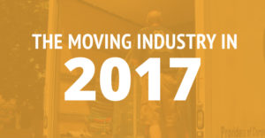 Moving Industry in 2017
