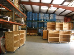 As business moving company, we give you all our resources including our storage facility