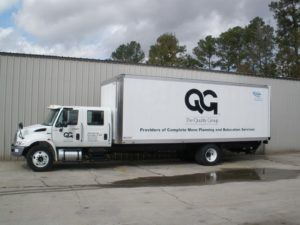 We calculate how many trucks it will take to move your business